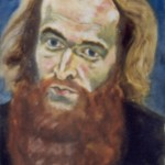 Oil on linen, 50 x 70 cm, 1998