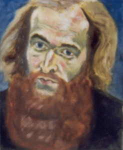 Oil on linen, 50 x 70 cm, 1998