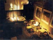 Nuyorican Poet's Café set, NYC
